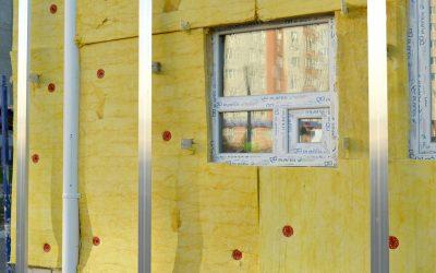 izračun debeline fasade