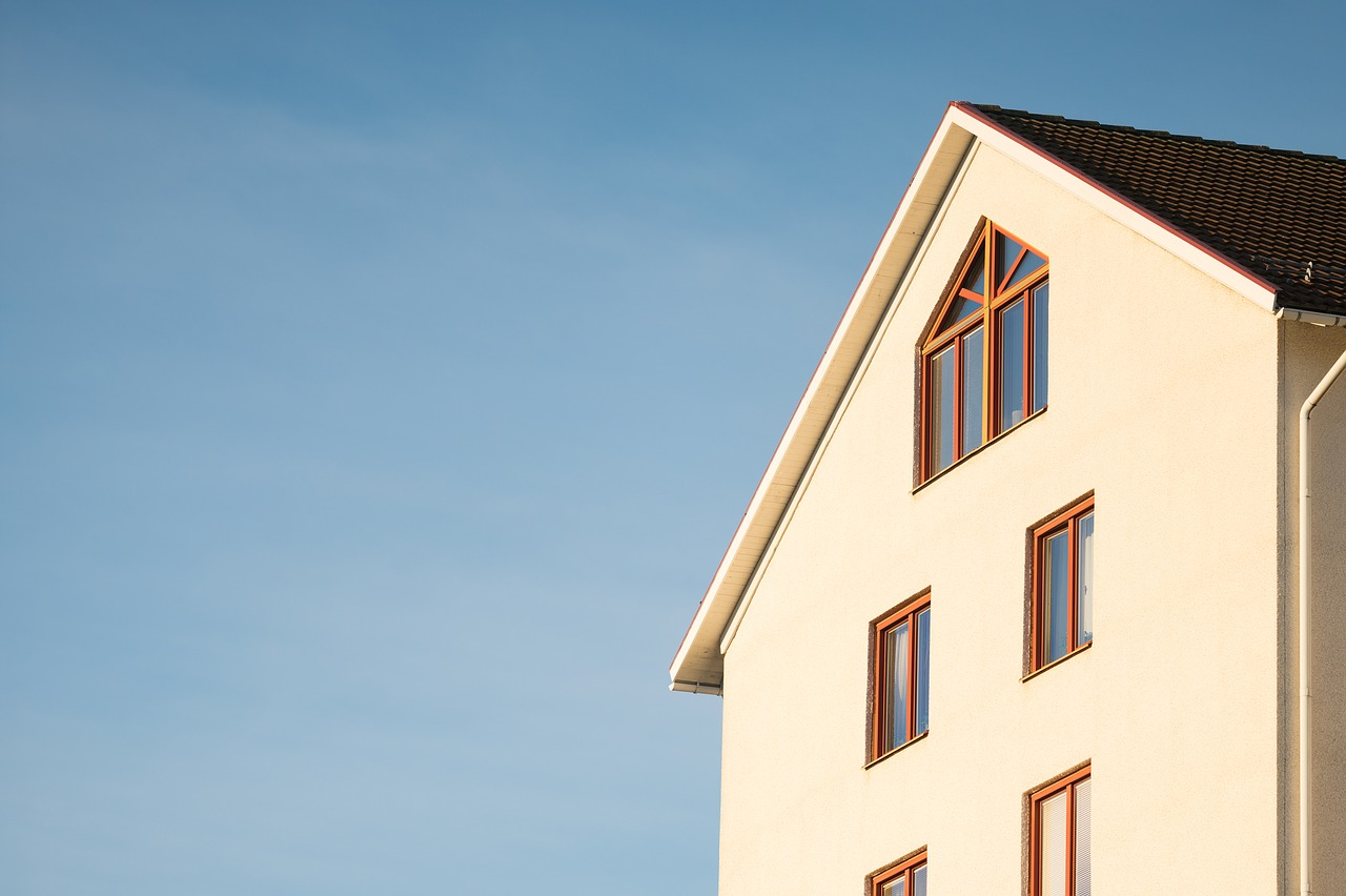 kako izbrati barvo fasade