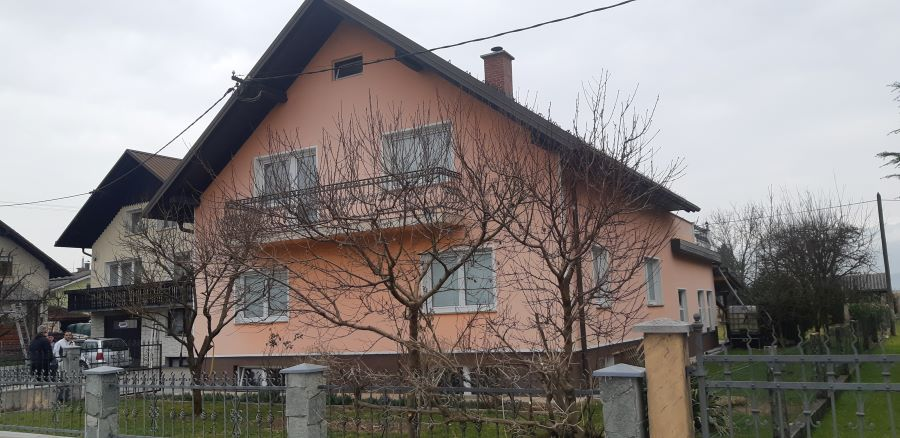 Izdelava fasade Silber reflex Mengeš