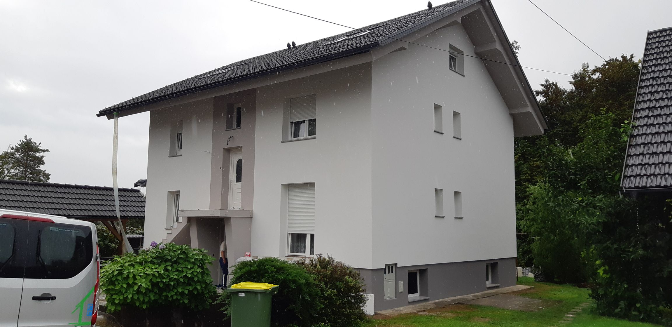 Izdelava fasade Kranj, Gorenjska